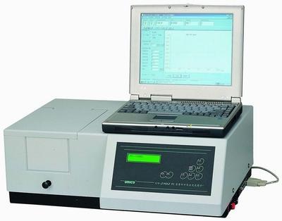 UV-2102PCS扫描型紫外-可见分光光度计