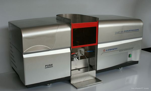 多功能原子吸收光谱仪(CAAM-2001A型)