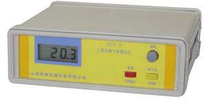 SCY-2、2ACO2气体测定仪