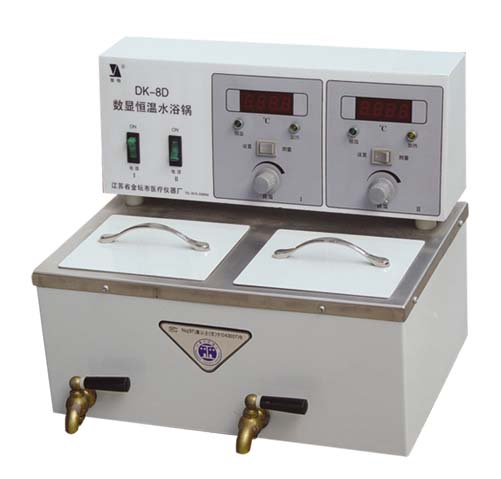 DK-8D 恒温水浴锅(双孔)