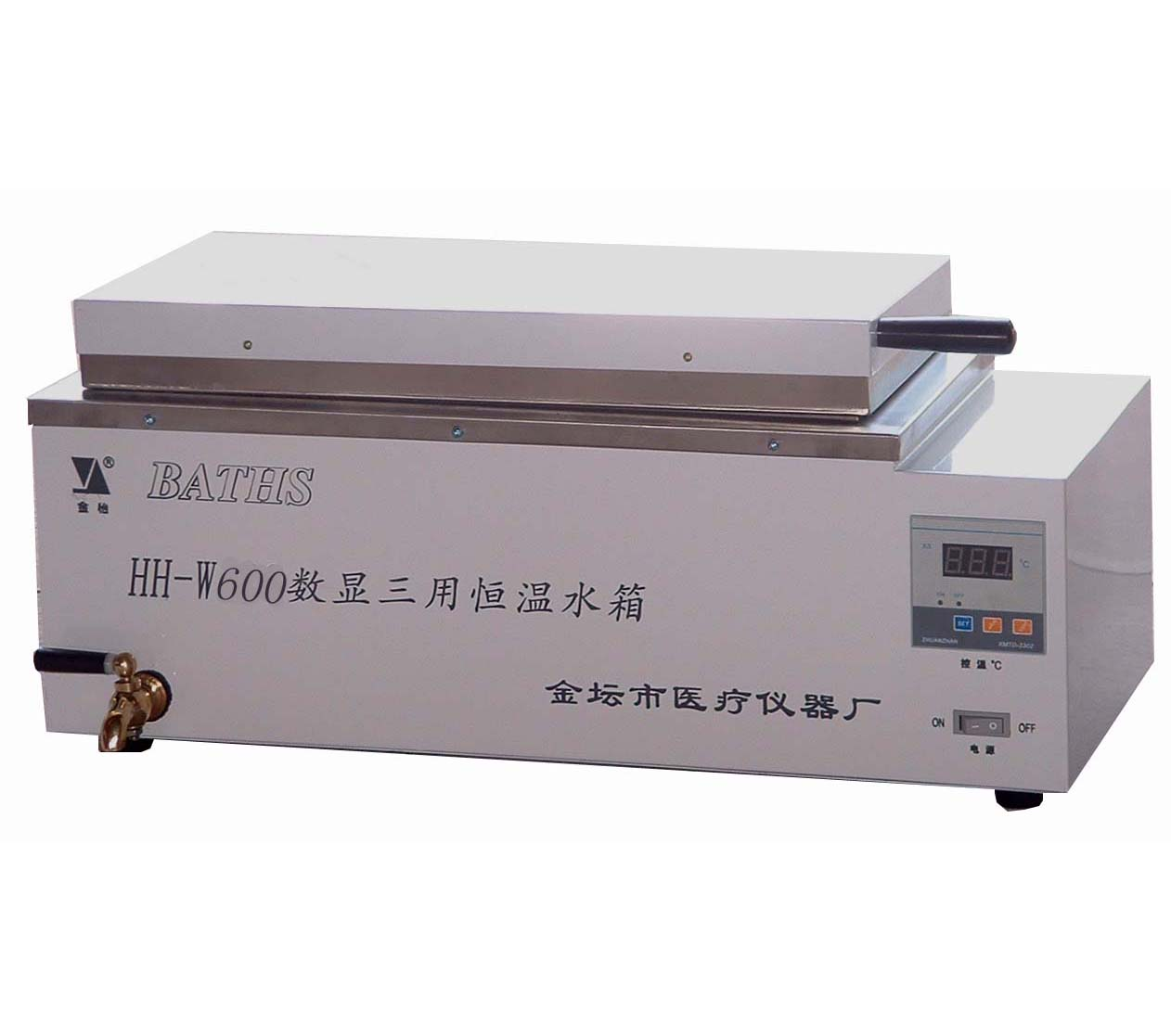 HH-W600 数显三用恒温水浴箱