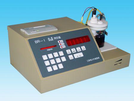 BR-1溴价溴指数测定仪