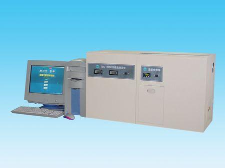 TSN-2000型荧光硫氮测定仪